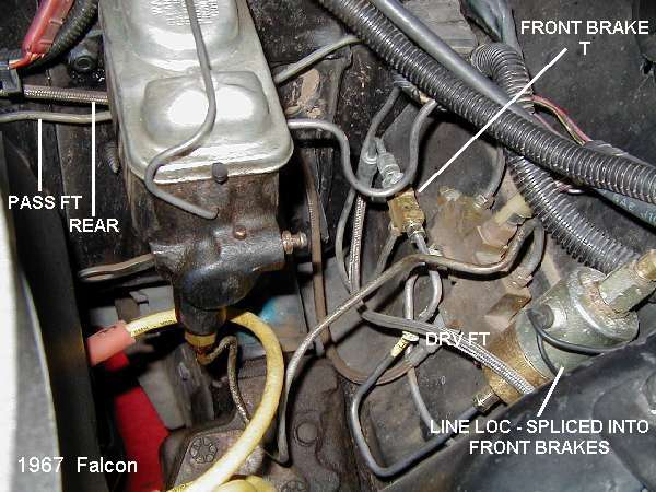 332 428 Ford Fe Engine Forum O T Line Lock Won T Hold