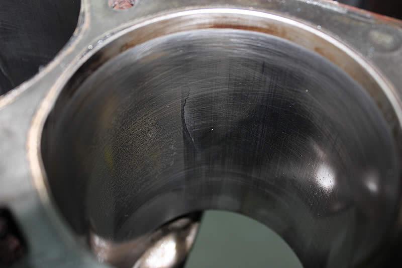 Cleveland Cylinder Wall Failure Steve K Aug 14 2013