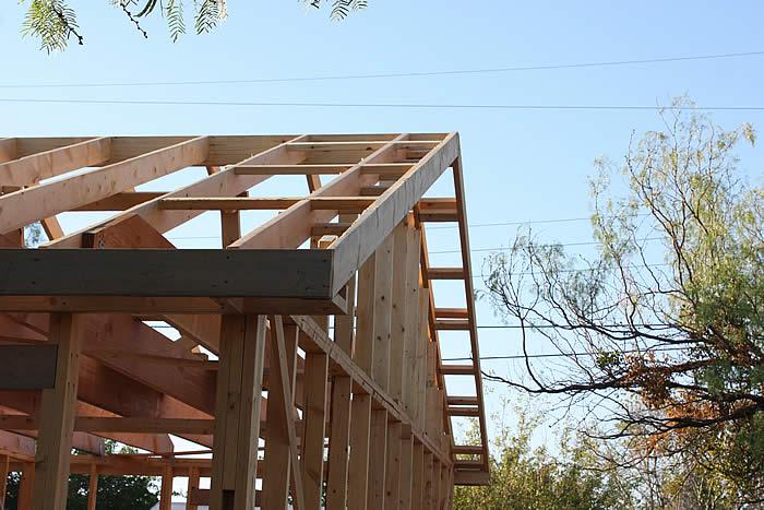 Roof Soffit Framing Amp Four Options For Securing Soffit