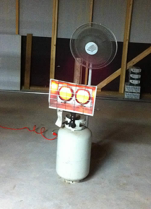 Portable Propane Heater What Should I Look For Archive The Garage Journal Board