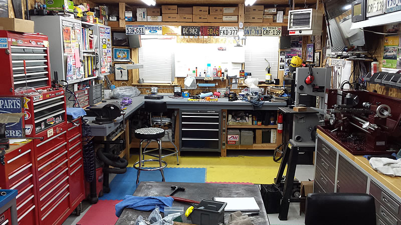 Looking For Garage Machine Shop Layouts The Garage Journal Board