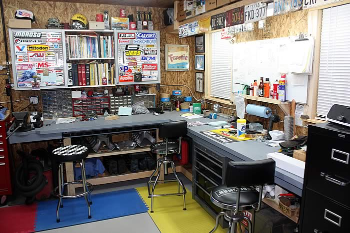 Optimal workbench length   Reworking shop layout   Help    The Garage  Journal Board. Optimal workbench length   Reworking shop layout   Help    The
