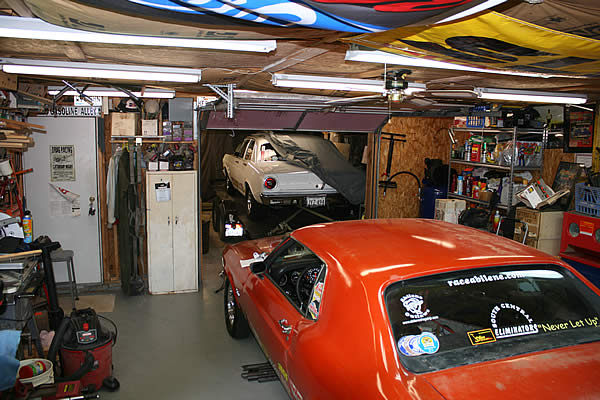 insulating garage - how to handle unfinshed ceiling joists? - the